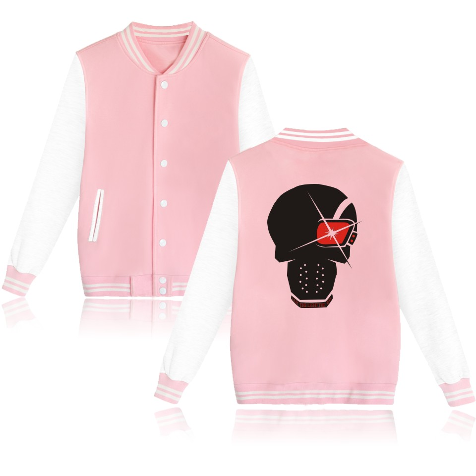 Suicide Squad Harley Quinn Jacket Woman and Clothing Women Hoodie in Pink Girls Coats and Jackets Friday