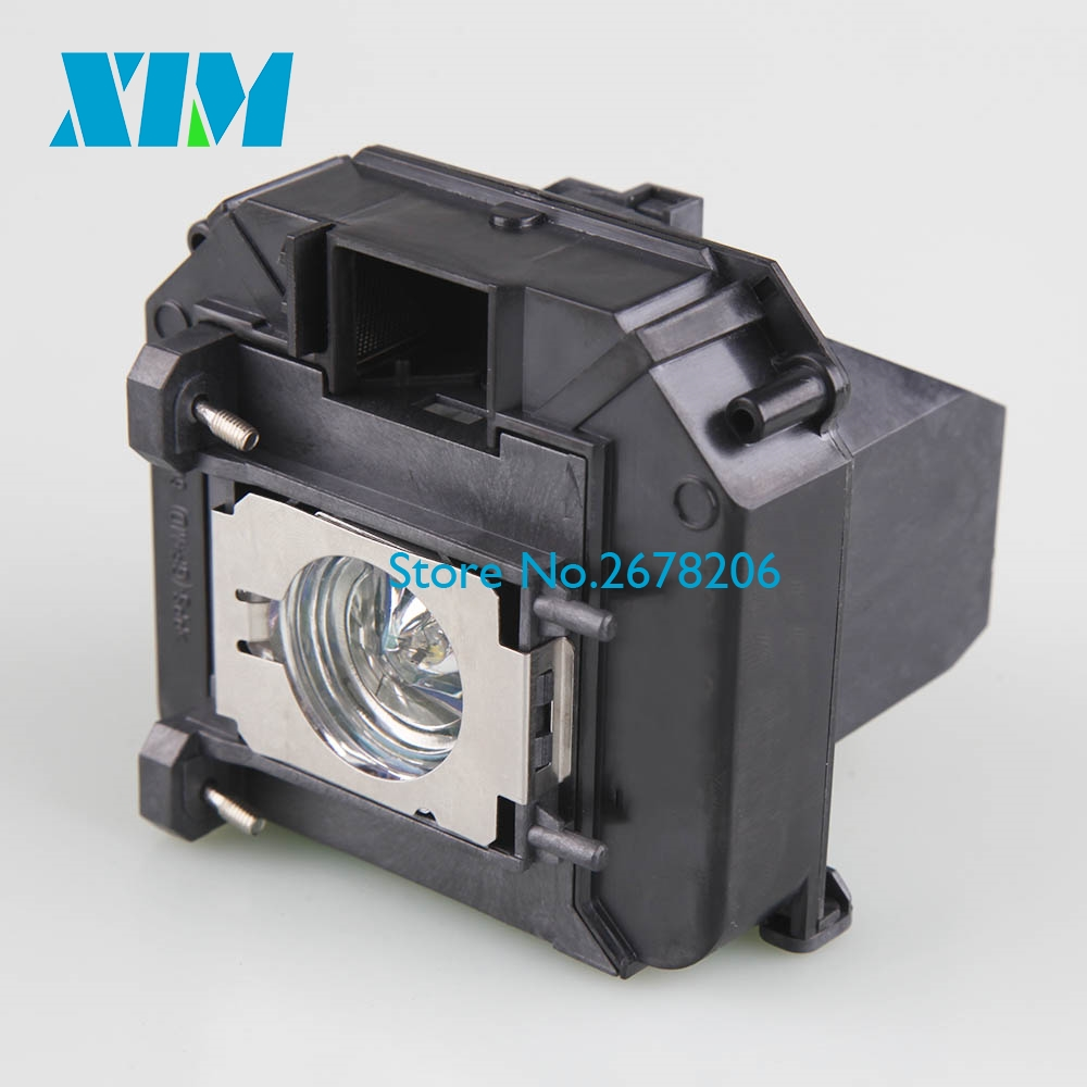 Replacement Projector Lamp ELPLP60 V13H010L60 For Epson 425Wi 430i 435Wi EB-900 EB-905 420 425W 905 92 93+ 93 95 96W H383 H383A awo original vip bulb with housing elplp60 v13h010l60 projector lamps for epson brightlink 425wi