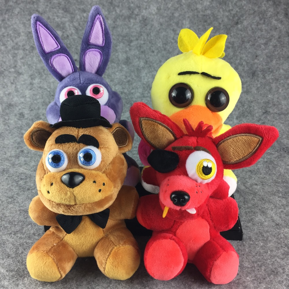 Baby Freddy Toys : Fnaf five nights at freddy s toy chica plush quot series