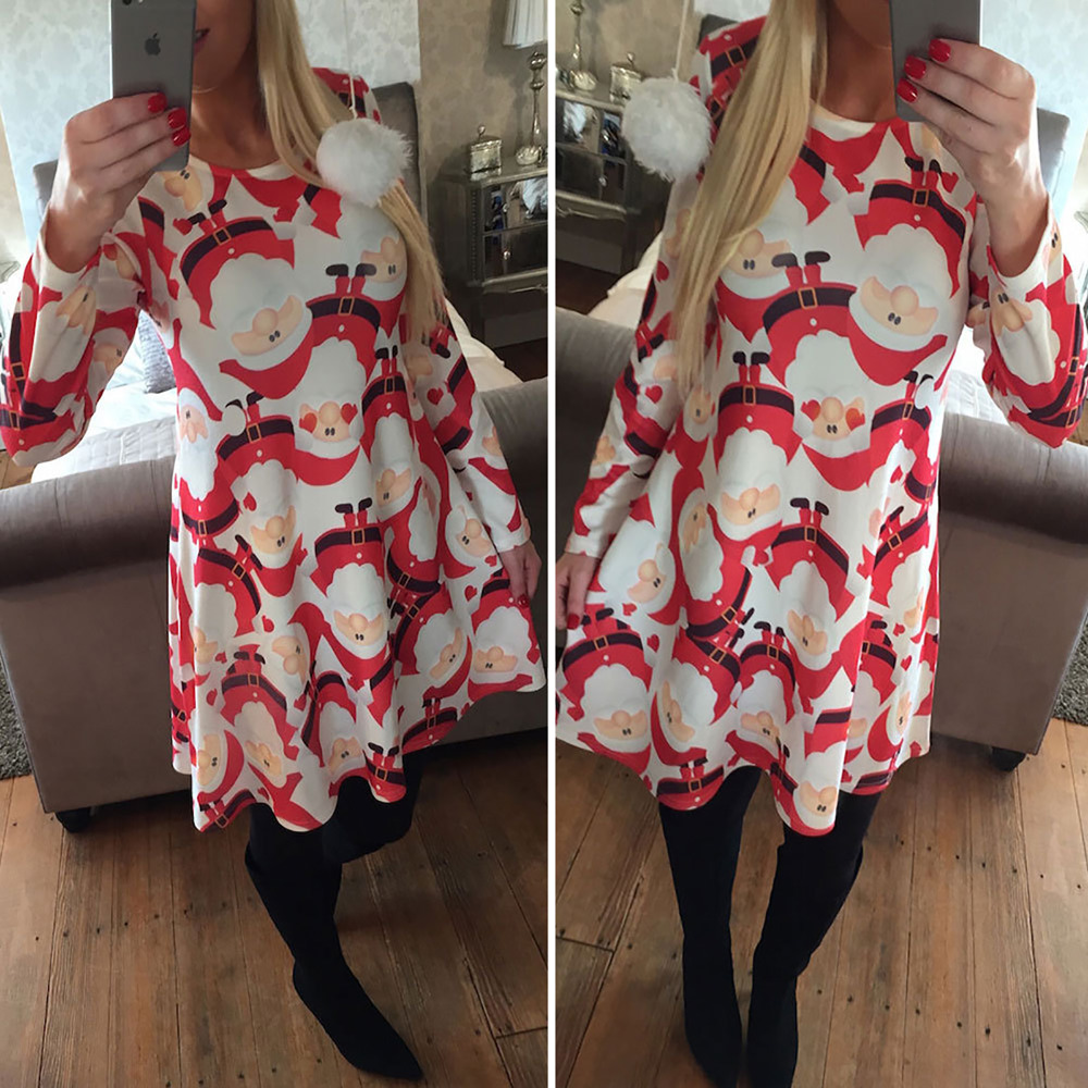 Ladies Christmas Gifts.Ladies Christmas Party Dress Raveitsafe