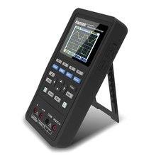 Hantek 3 in 1Function 2D42 Handheld Portable Digital Oscilloscope + Multimeter + Signal Source  2-CH USB Scopemeter 40/70MHz hantek dso5072p digital storage oscilloscope 70mhz 2channels 1gsa s record length 40k