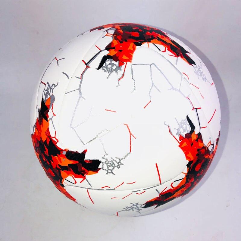 New Professional Match Outdoor Trainning Soccer Ball Game PU Size 5 Football Balls Anti-slip Granules Football Ball soccer balls size 4