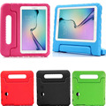"For 7"" Samsung Galaxy Tab E 7.0 / Tab 3 Lite T110 T113 Kids EVA foam drop resistance protective stand holder back Cover Case"