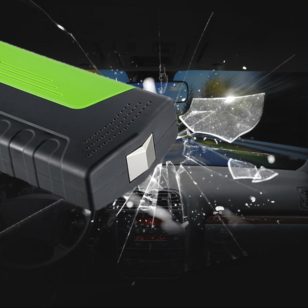 Mini de dispositivo de arranque del coche salto de arranque 12 V portátil de coche banco de potencia cargador de batería de coche de refuerzo de las dispositivo - 6