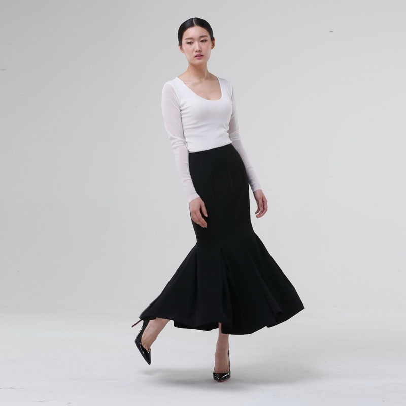 Popular Black Evening Skirt-Buy Cheap Black Evening Skirt lots ...