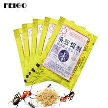 FEIGO 3Pc Power fulAnt Baits Drug Powder Killer Insect Net Bait Reject Catcher Pest Control Repeller Mier Hormiga Trap Anti F54