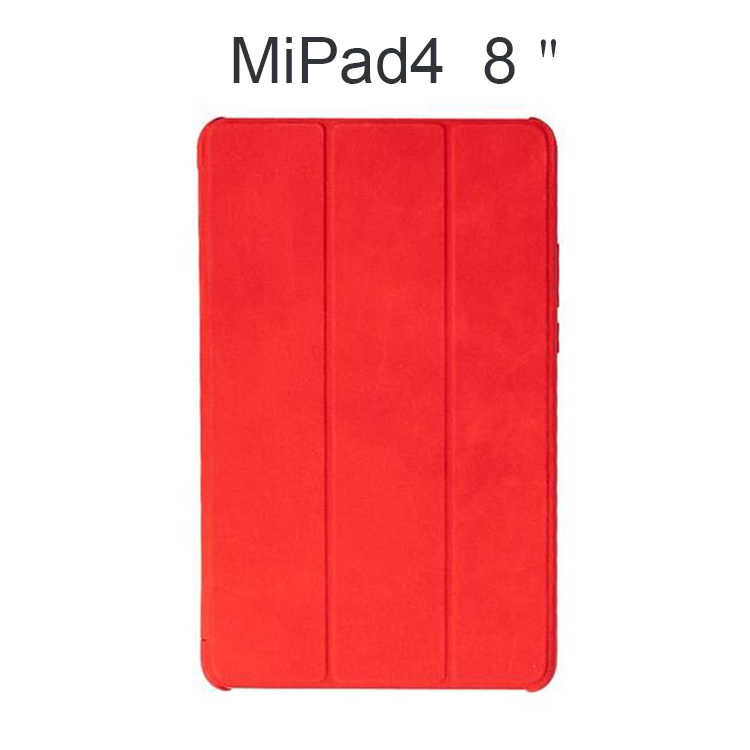 """Оригинальный Xiaomi mi Pad 4 Plus 10,1 """"8"""" чехол из искусственной кожи смарт-чехол с подставкой Жесткий Чехол для mi pad 4 Plus чехол с автоматическим сном/пробуждением"""