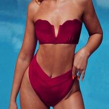 76a0e7f9819e Promoción de De Bikini De Terciopelo De - Compra De Bikini De ...