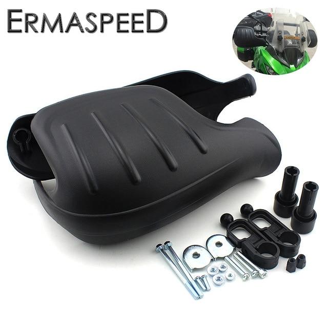 22mm Windproof Motorcycle Handguard Universal Accessories Motocross Hand Guards for BMW f800r cb650f gsr 600 Honda pcx 125