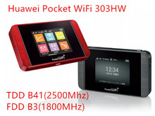 unlocked Huawei 303HW 4G pocket wifi 4g LTE wireless router new with SIM card slot