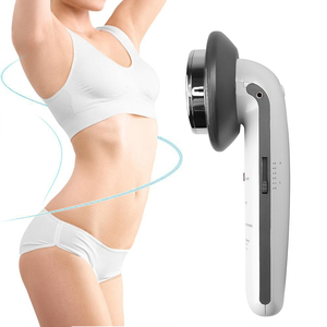 Image 3 - 3 In 1 EMS Body Slimming Ultrasound Cavitation นวดไขมัน Burner Galvanic Infrared Ultrasonic Therapy Dropshipping