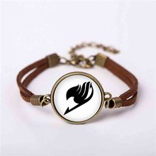 Fairy Tail Wing Bracelet (19 colors)