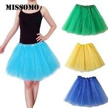 c024569ef9 MISSOMO mujer adulto Ballet Tutu falda adulto Mini falda dama ropa princesa  fiesta faldas Mini faldas Skate bufanda Mujer