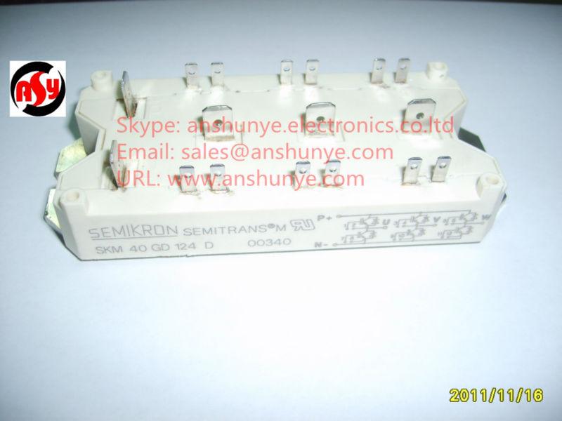 SKM40GD123D Module 1pcs lot original in kind shooting skm40gd124d skm 40 gd 124 d semikron module in stock