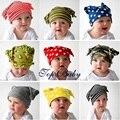 Casquillos de la gorrita tejida del bebé recién nacido apoyos de la fotografía accesorios sombreros bebé cap niños pelucas invierno cuerno tapas
