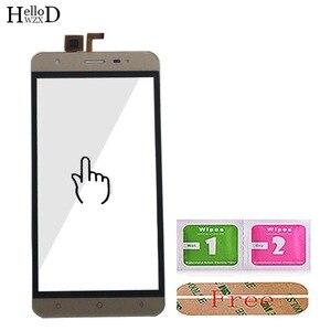 Image 5 - 5 Painel da Tela de Toque móvel Para Vertex Impressionar Águia 3G Vidro Dianteiro Tela Sensível Ao Toque Do Painel de Toque Digitador Sensor de Vidro ferramentas