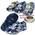 Envío gratis 1 par PU verano niños sandalias zapatos + interiores 16 - 19.5 cm, zapatos de suela de suaves, del cabrito / del bebé