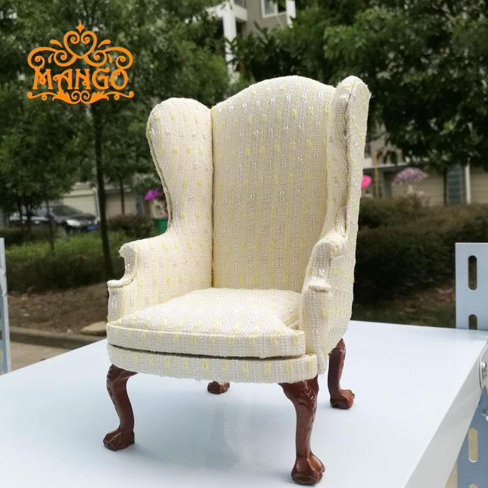 Free shipping 1:6 doll house furniture chair model Is suitable for the dolls  30 cm high. christmas gift present play toy doll house dining room furniture for 1 6 bjd simba lica monster high for barbie dolls house