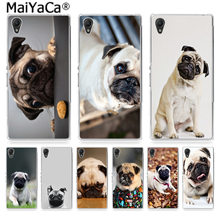 MaiYaCa Lovely Dog Pattern Luxury Accessories Shell Original Case for Sony Z2 Z3 Z4 Z5 Z5c for LG G3 G4 G5 for MOTO G Cover(China)