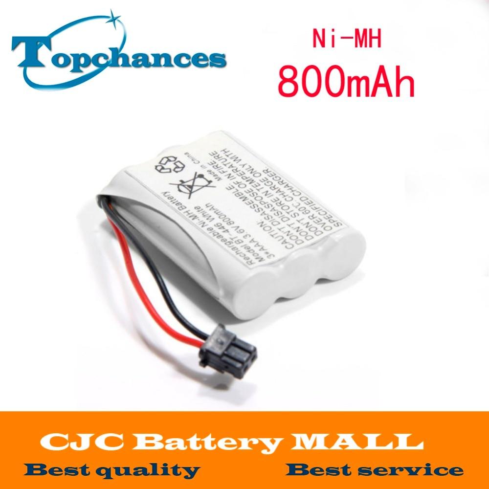Haute Qualité Accueil Cordless Phone Battery pour Uniden BT-446 BT446 ER-P512 3.6 V 800 MAH NI-MH