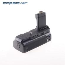 capsaver Vertical Battery Grip Holder for Canon 1000D 500D 450D Insurgent Xsi XS T1i Substitute for BG-E5 Digicam Battery Handgrip