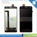 For Fly IQ4512 LCD Display+Touch Screen Digitizer Assembly High Quality Black Color 1PC/Lot Free Shipping+tracking number