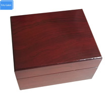 Box Factory Sale Wooden Promotion Event Jewelry Gift Watch Box Cases Custom Size 13 4 10