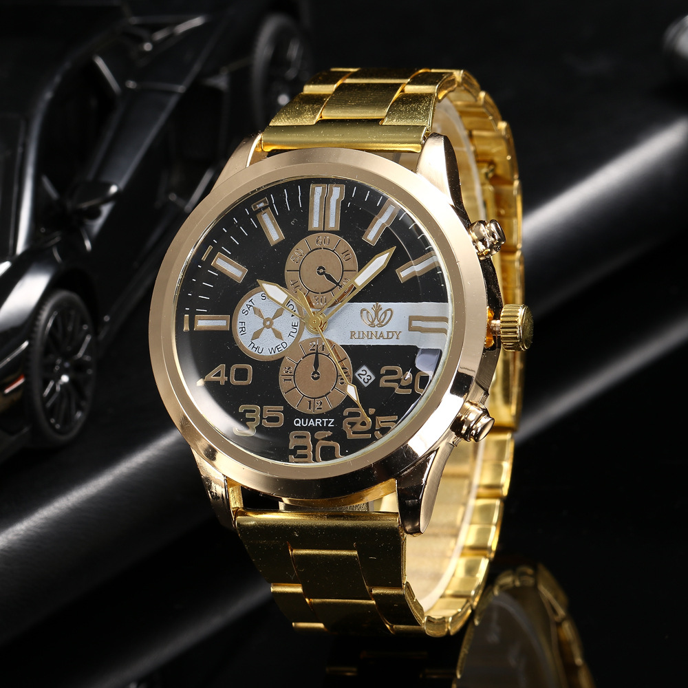 2018 Mens Watches Luxury Brand Fashion Business Men Quartz Watch Gold Stainless Steel Sport Wristwatch Male Clock Montre Homme windows 10 industrial business implant style mini pc computer ssd core i3 i5 cpu with wifi hdmi vga 6 port com