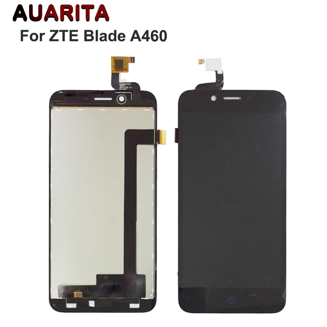 For ZTE Blade L4 A460 Blade D T610 LCD Display + Touch Screen Digitizer Assembly Replacement 5.0 inch  LCD Touch panel+Tools