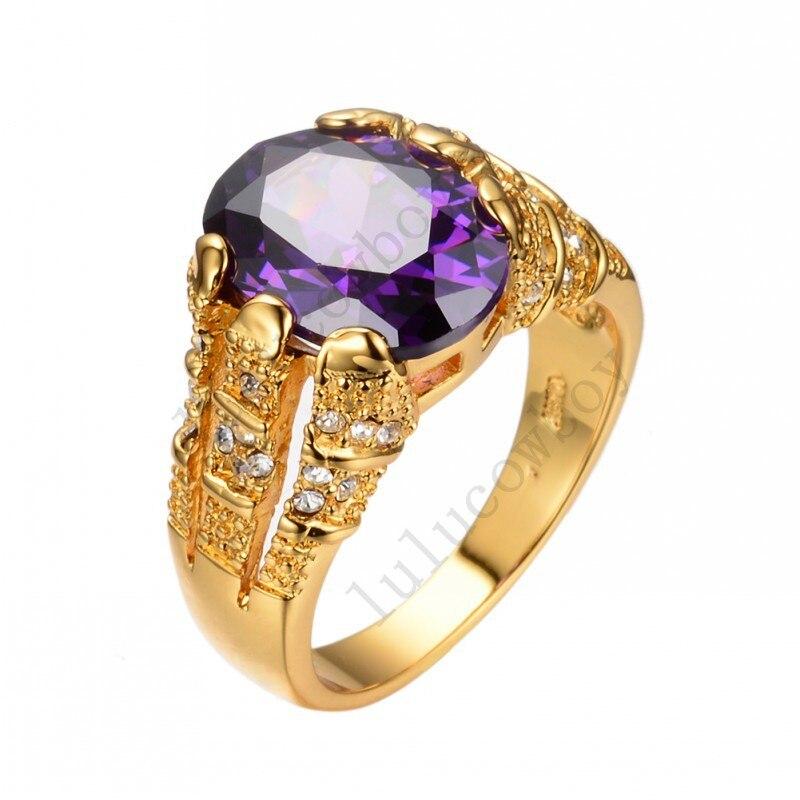 Popular Mens Amethyst Ring-Buy Cheap Mens Amethyst Ring ...