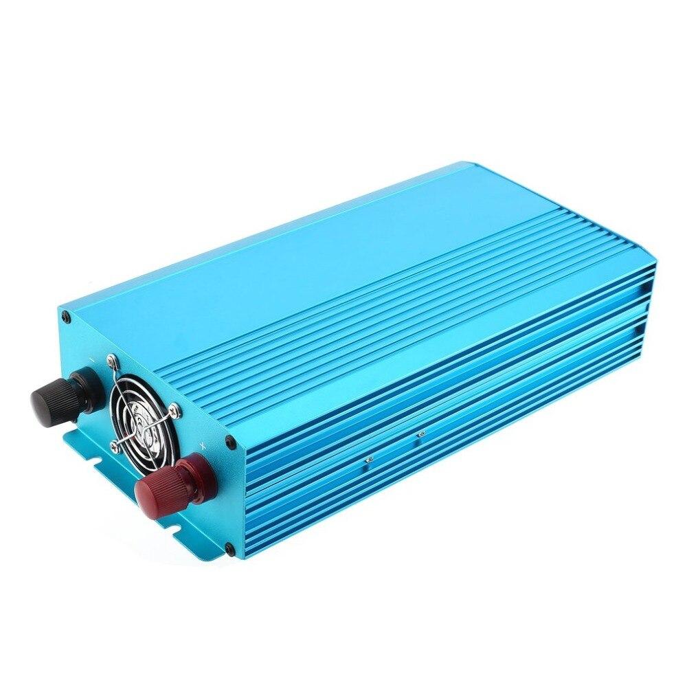 12V To AC 240V Power Converter Pure Sine Wave Car Voltage Converter ...