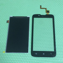 Highest Black White LCD Touch + show Screen Digitizer For Lenovo A328A328T Mobile Phone Sensor Repair Parts