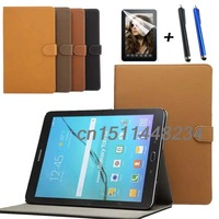 Hot Sale Luxury Retro PU Leather Case Cover For Samsung Galaxy Tab S2 9 7 T810