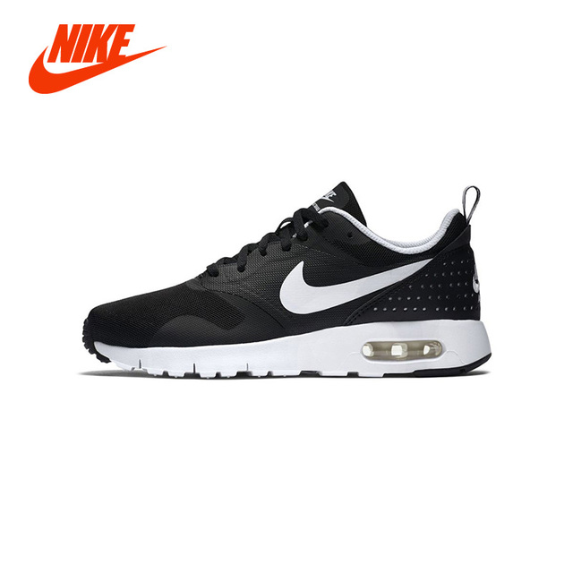 79350bc43dd2a Original Authentic NIKE AIR TAVAS MAX Women Running Shoe Kids Boy Girl  Sport Sneakers Children Casual Shoe Size 36-40