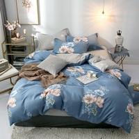 BEST.WENSD Spring,Summer,Autumn,Winter comforter bedding sets 3/4pcs king size bedding set flat bed cover,bed sheet ropa de cama
