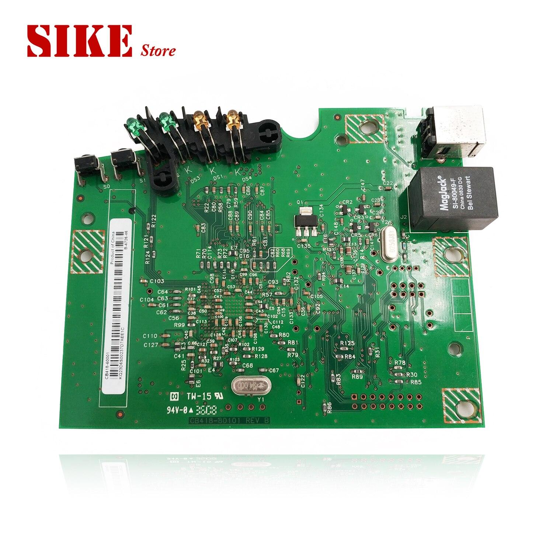 CB418 60001 Logic Main Board Use For HP LaserJet P1505n 1505n HP1505n 1505 P1505 Formatter Board Mainboard formatter board main logic board hp boards - title=