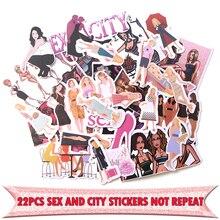 Waterproof Sticker Decal Notebook Album Laptop Diy Scrapbooking Vintage And Sex E0048