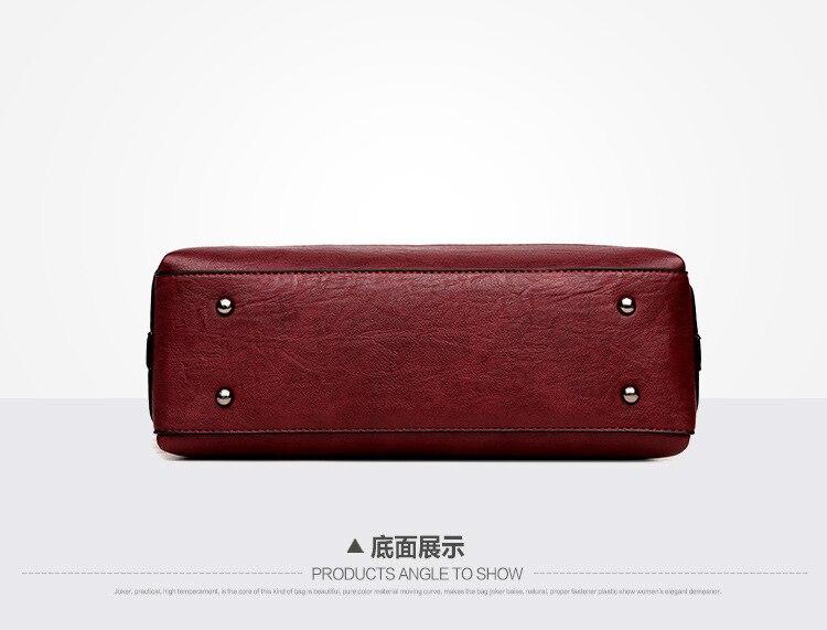 Couro Bolsas De Luxo Mulheres Sacos Designer