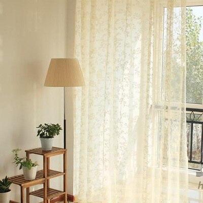 Sheer Curtains beige sheer curtains : Popular Yellow Sheer Curtains-Buy Cheap Yellow Sheer Curtains lots ...