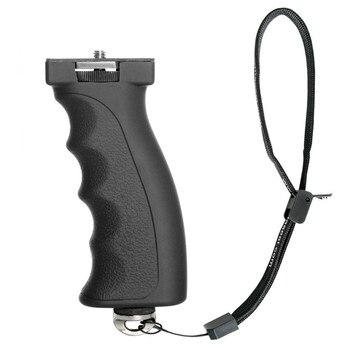 Action Camera Hand Grip Ergonomic Pistol Handle for Sony X3000 X1000 Xiaomi Yi 4K 4K+ Mijia Sports Camcorder Stabilizer Holder