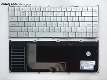 цена на US English Keyboard For DELL Xps Adamo 13 Keyboard US Layout