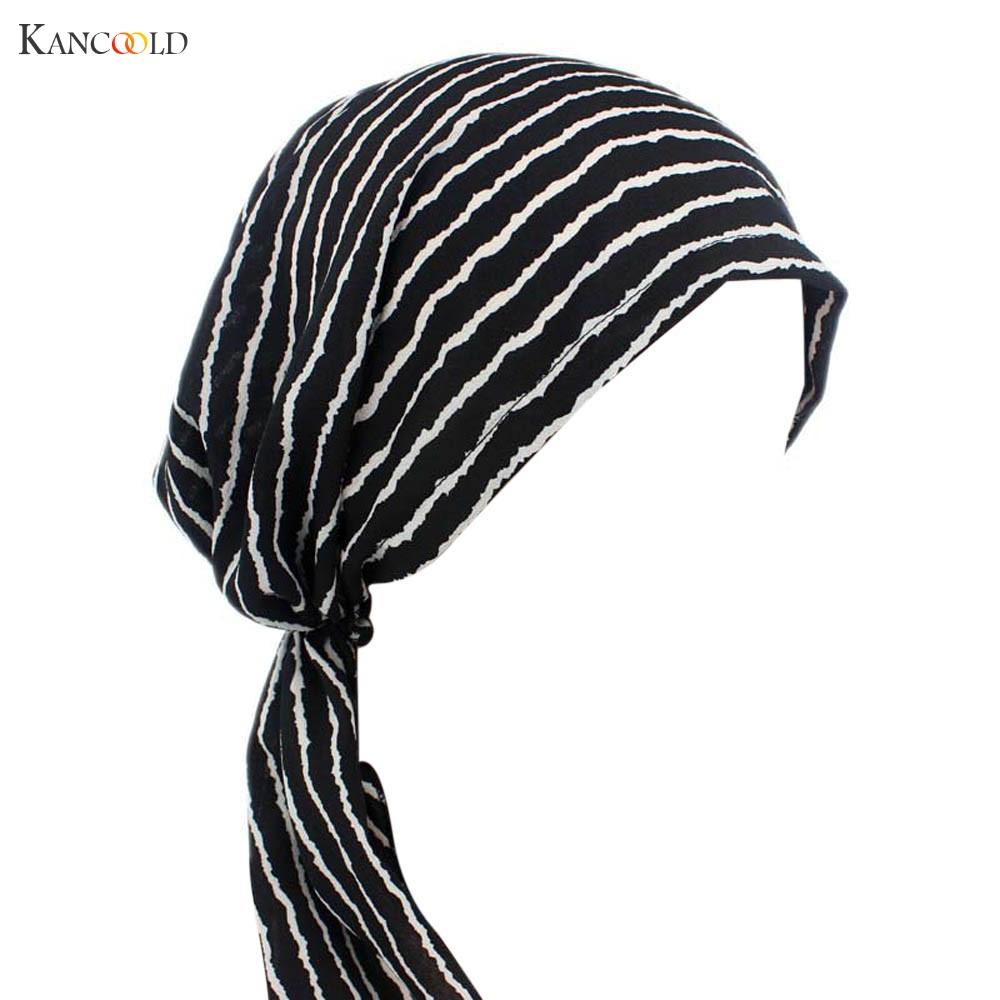 Women Hat Beanie Scarf Turban Head Wrap Keep Warm Printing Winter caps Hats for Women Chemo Beanies Female Muslim cap 2017 JY4D women s hat muslim flowers decorated beanies scarf cap two color fashion flower hat famous winds tight adjustment female hat