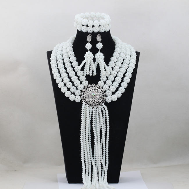 Splendid Royal Blue African Beads Jewelry Set Long Item Crystal Women Wedding Engagement Beads for Party Free Shipping QW768Splendid Royal Blue African Beads Jewelry Set Long Item Crystal Women Wedding Engagement Beads for Party Free Shipping QW768