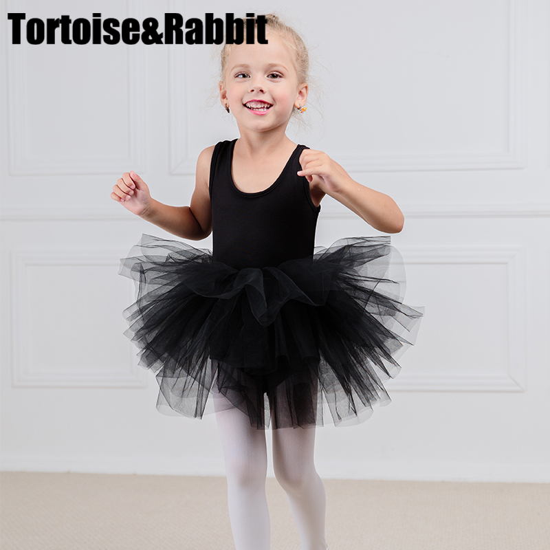Fashion kids girl ballet tutu dress Professional girls dancing dress Party dress Performance costume Princess dress 2-8 Ys