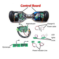 Hoverboard Motherboard Mainboard Control Circuit Board Taotao PCB For 6 5 8 10 2 Wheel Self