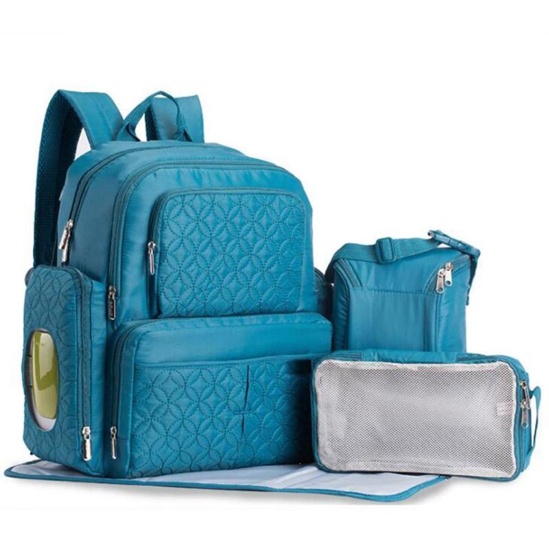 Diaper Bag Fashion Mummy Maternity wet Nappy Bag Baby care Travel Backpack Diaper Organizer Nursing Bag For Baby Stroller R4 baby items organizer family travel bag