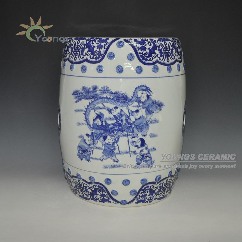 Online Buy Wholesale Ceramic Garden Stools From China