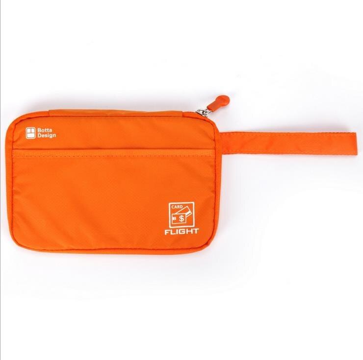 Загранпаспорта Сумки нейлоновая сумка кошелек бумажник для мужчин и женщин дорожные аксессуары
