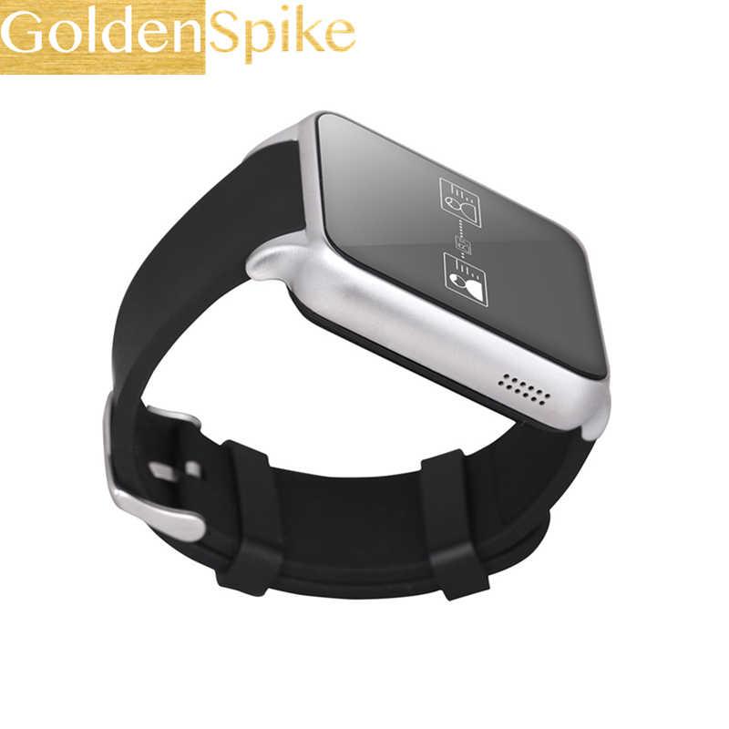 GT88 Смарт-часы монитор сердечного ритма Bluetooth Smartwatch Поддержка  sim-карта для IOS Android fc50cf563829e