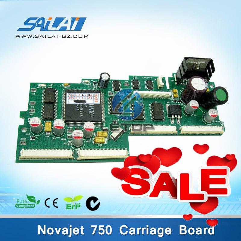 novajet 750 inkjet printer carriage board head board digital printer zhongye 16h carriage board for seiko print head